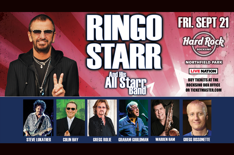 Ringo Starr His All Starr Band