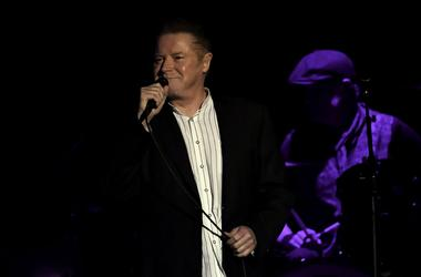 Don Henley performs