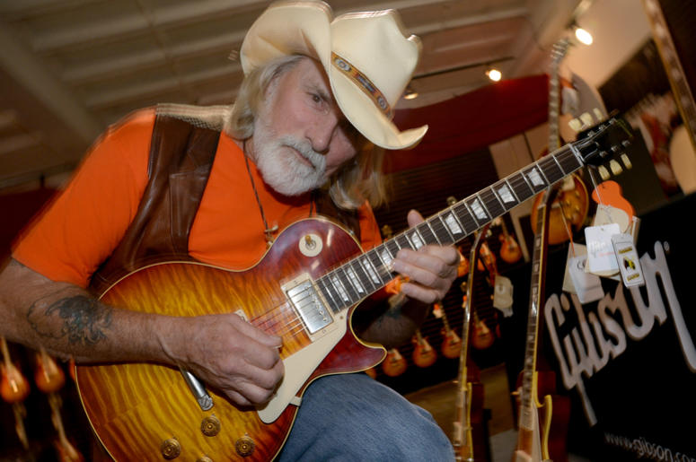 Recording Artist Dickey Betts