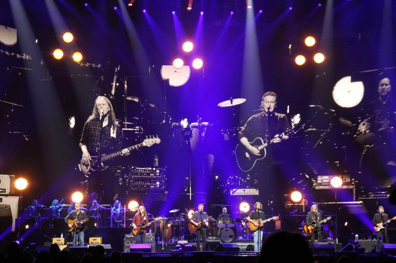 Eagles in Cleveland at Quicken Loans Arena October 20, 2018