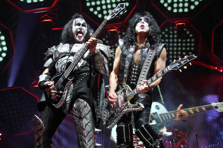 KISS at Quicken Loans Arena March 17, 2019