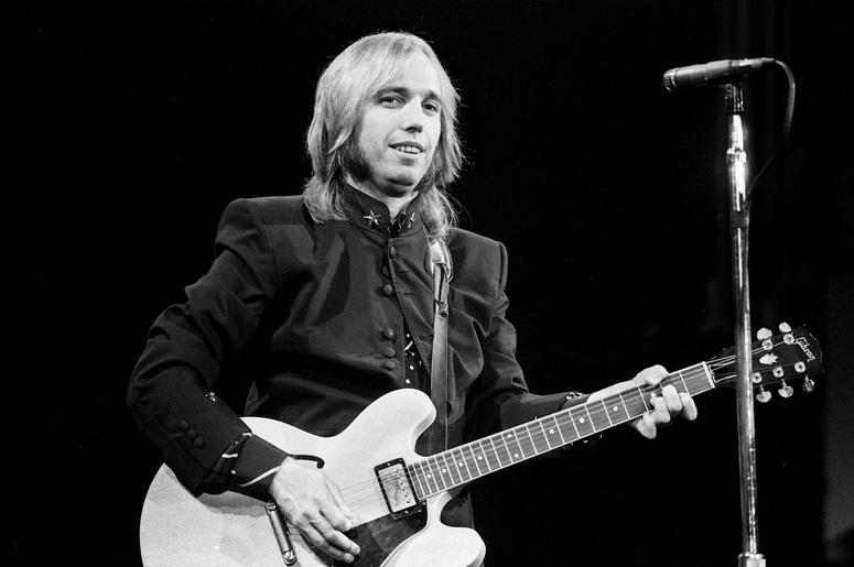 Rock star Tom Petty