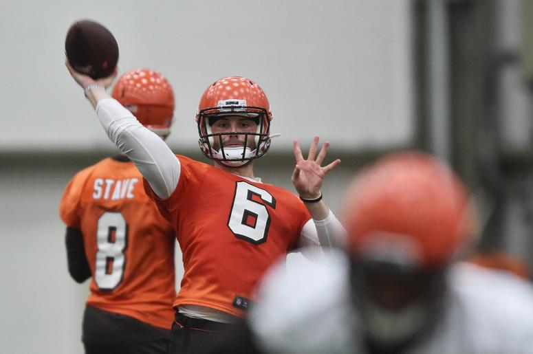 Cleveland Browns to be on HBO's Hard Knocks