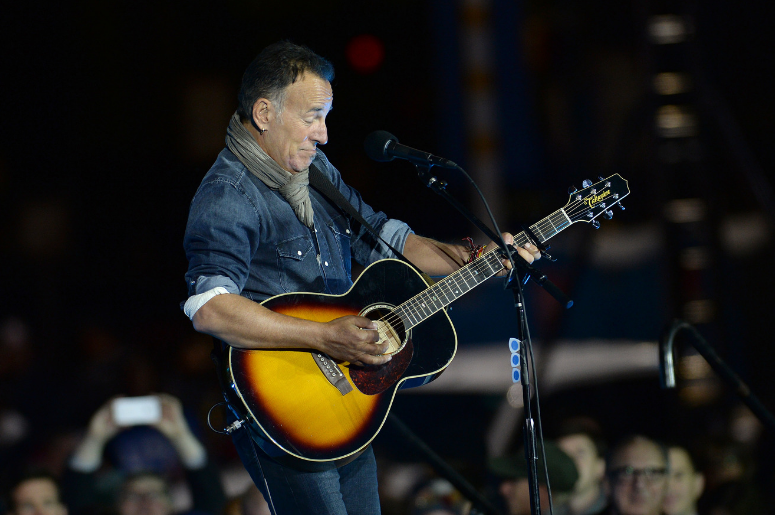 10 Powerful Mental Health Quotes Said By Bruce Springsteen 98 5 Wncx