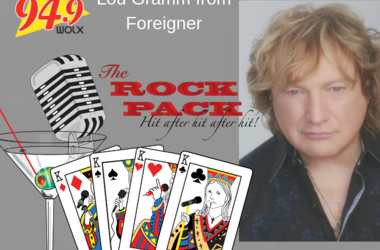 LISTEN: Foreigner Founding Member Lou Gramm Shares Exclusive Rock Pack Q & A with Jim & Teri