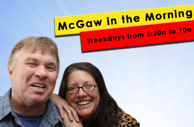 McGaw in the Morning | 94 9 WOLX