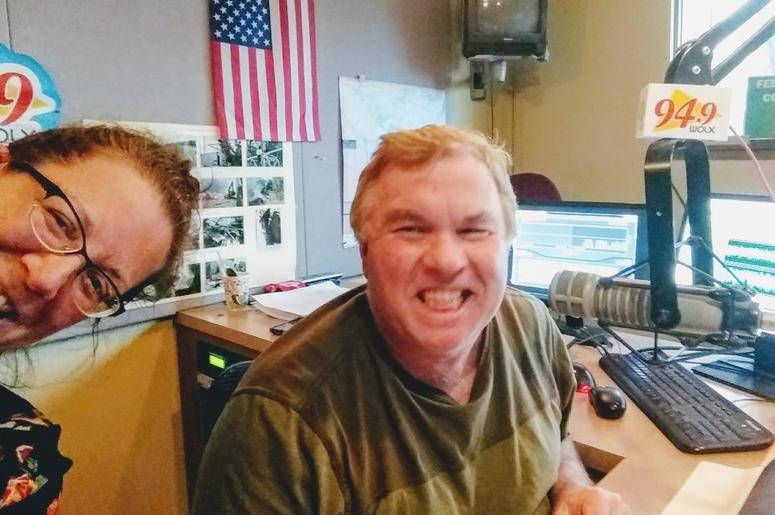 How many selfies do YOU take before you post it? Jim & I talk about the average & why we are not part of a new survey