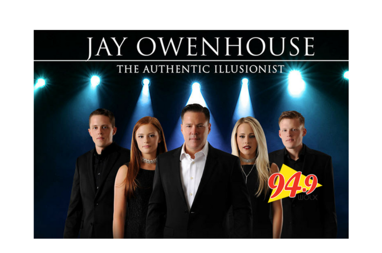 LISTEN: Interview with Award Winning Illusionist Jay Owenhouse!