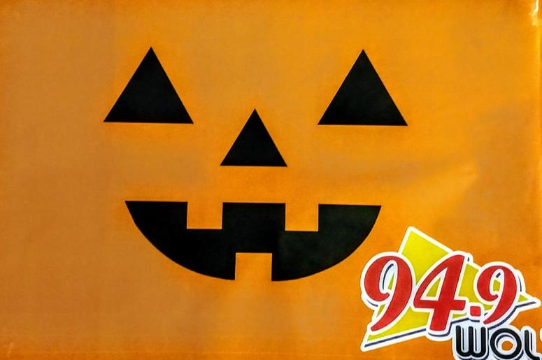 Trick-or-Treat Times for across the Listening Area