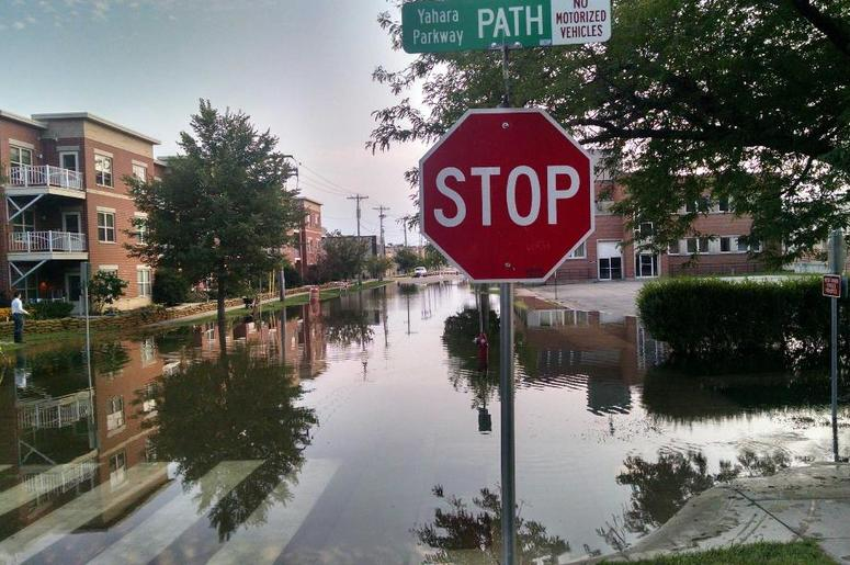 UPDATE: Flood Warning, Roads Closed in Madison