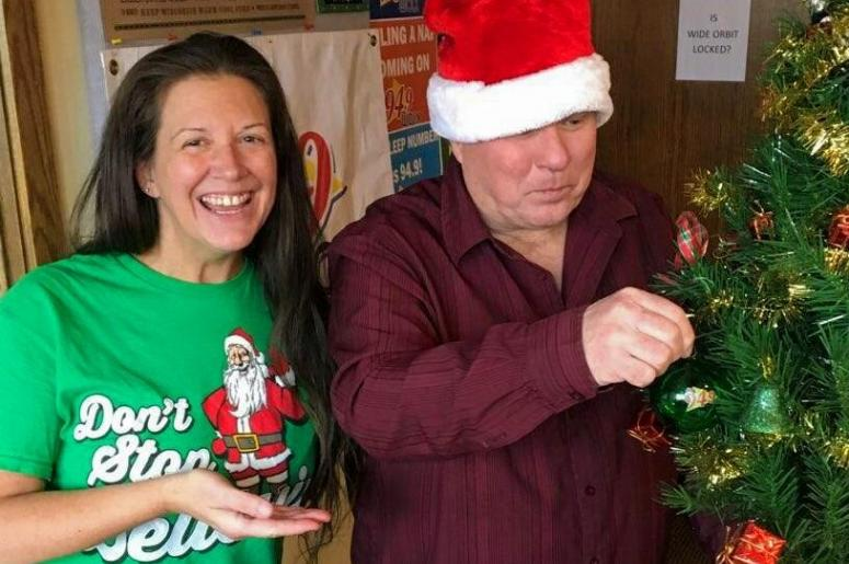 12 Days of Christmas Give-aways on McGaw in the Morning #4