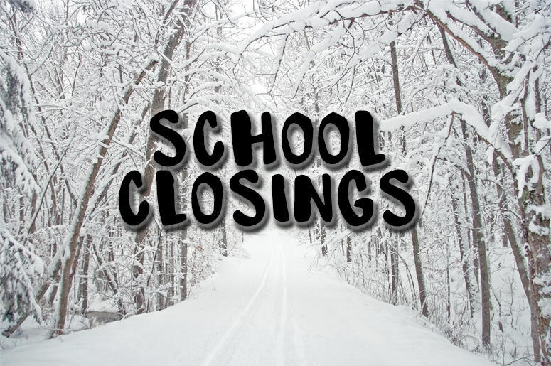 SCHOOL CLOSINGS & DELAYS on Thursday, February 7, 2019