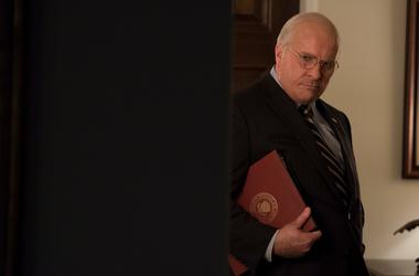 Christian Bale as Dick Cheney in Adam McKay's VICE, an Annapurna Pictures release.