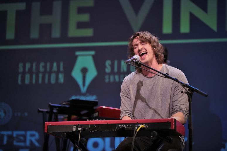 Dean Lewis performs at Lincoln Theater during the 10th Anniversary Live In The Vineyard. Photo Credit: Will Bucquoy, Live In The Vineyard