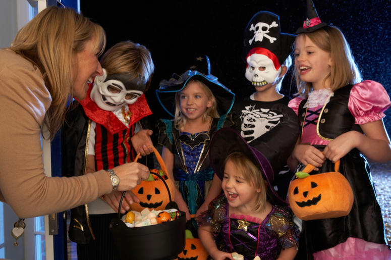 Cleveland Area Trick Or Treat Times Q104