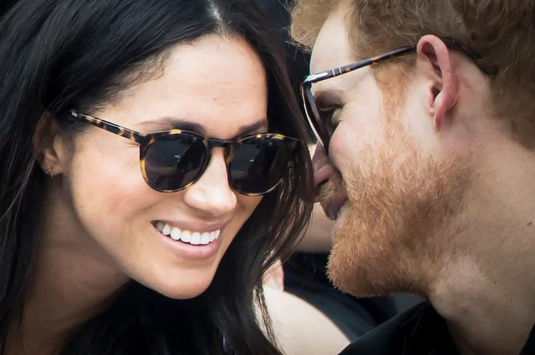For Prince Harry, it was fate he met and fell in love with Meghan Markle - thanks to a mystery mutual friend who organised their blind date.