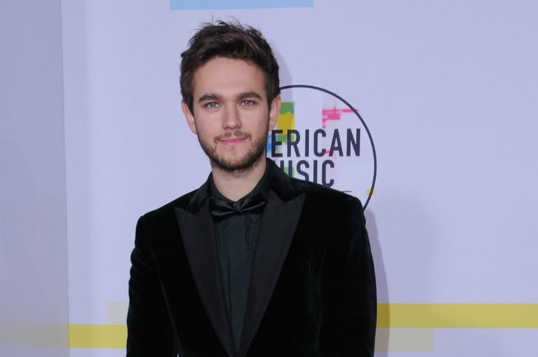 19 November 2017 - Los Angeles, California - Zedd. 2017 American Music Awards held at Microsoft Theater in Los Angeles.