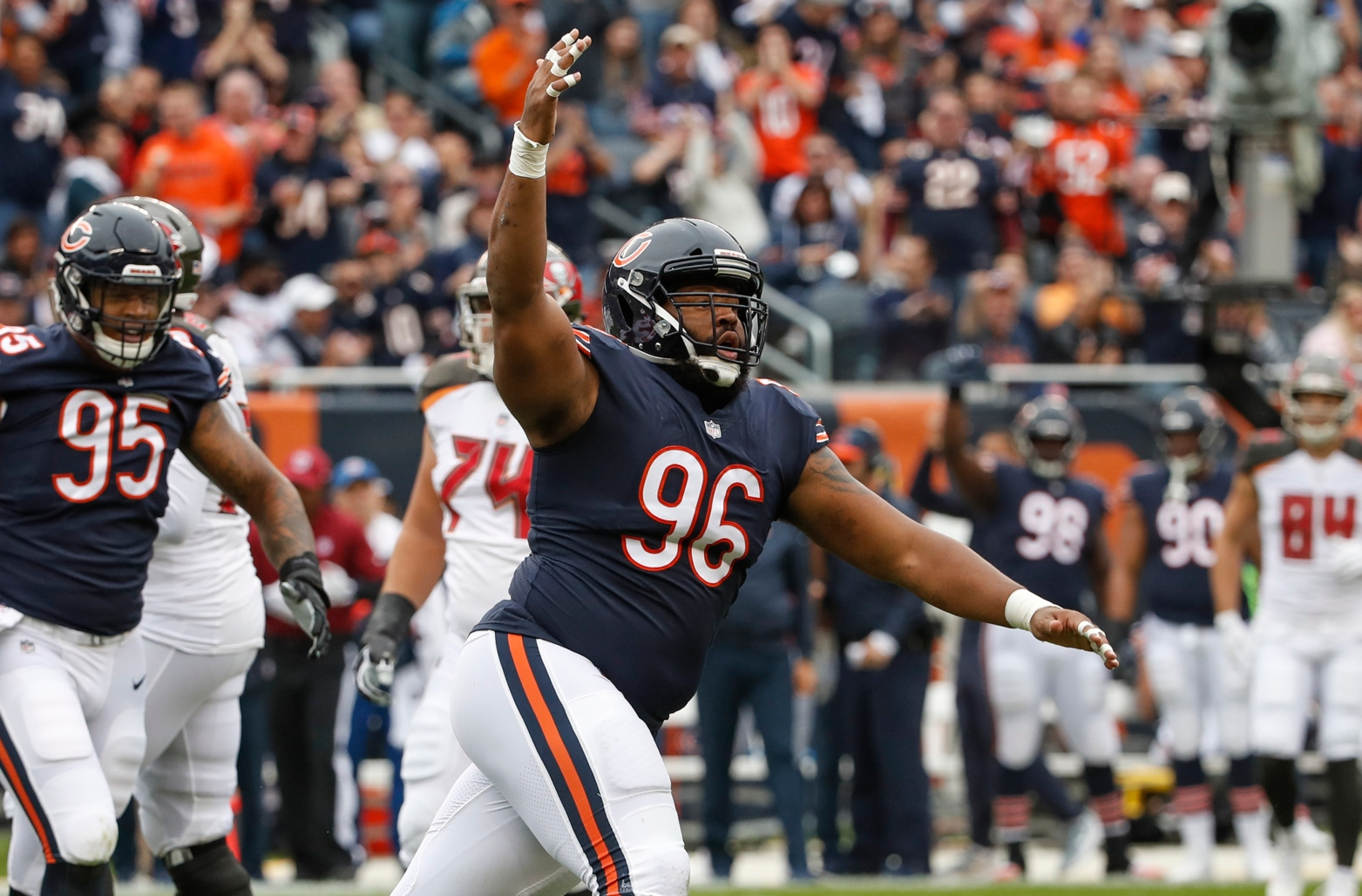 Bears  Akiem Hicks Cares About Opponents  Respect 9353a6757