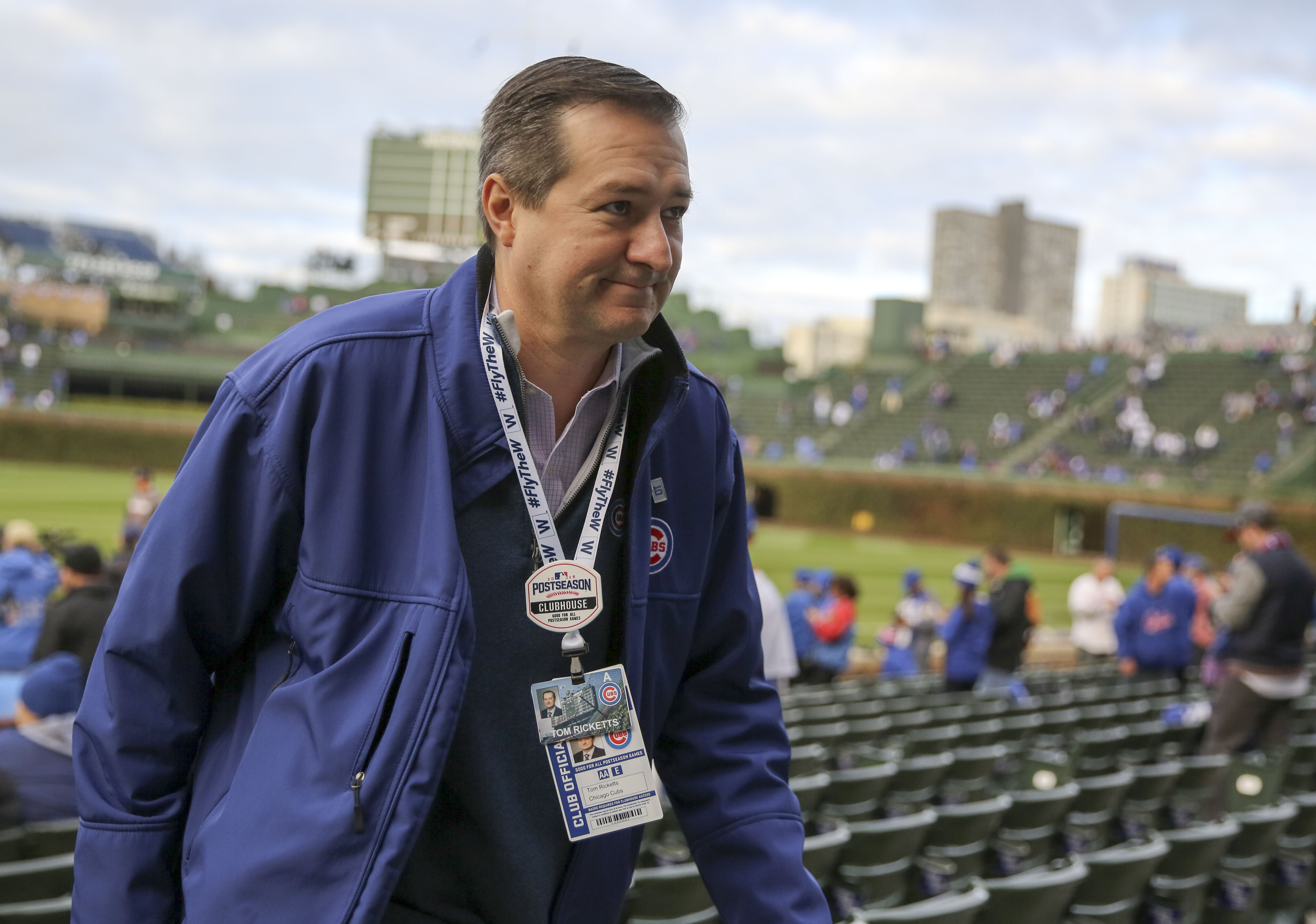 Cubs Meet With Chicago Muslim Group