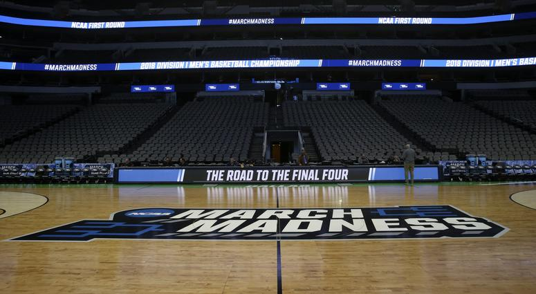 NCAA Tournament view