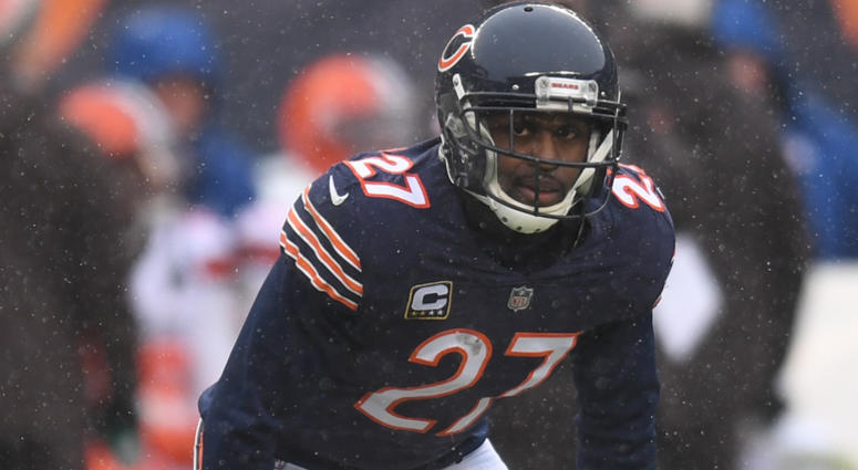 Bears defensive back Sherrick McManis