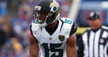 Allen Robinson, then with the Jaguars