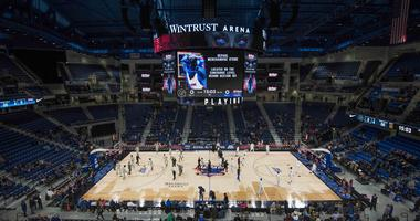 General view of DePaul's Wintrust Arena