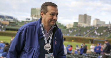 Cubs chairman Tom Ricketts