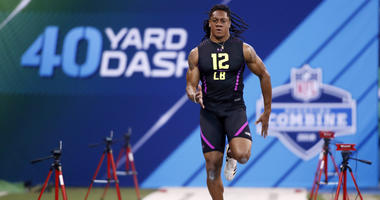 Virginia Tech linebacker Tremaine Edmunds