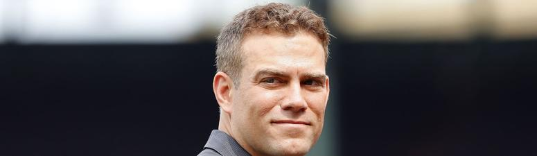 Cubs president of baseball operations Theo Epstein