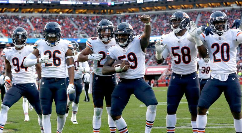 Bears will face the Raiders in London during the 2019 season