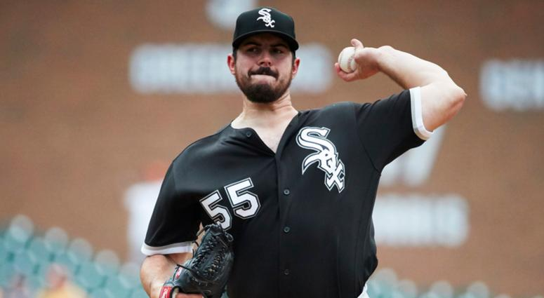 White Sox Name Carlos Rodon Opening Day Starter