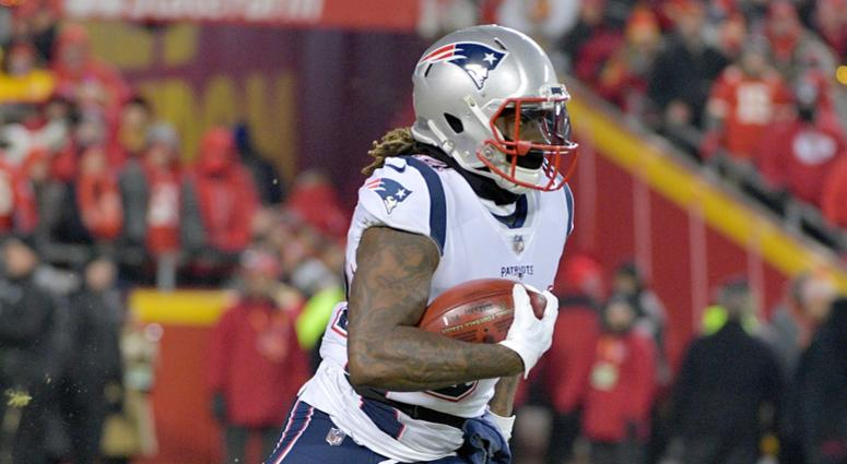 Cordarrelle Patterson intends to leave Patriots for Bears