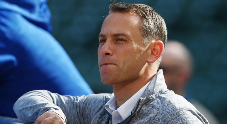 Jed Hoyer: Cubs Could Seek Catching Depth