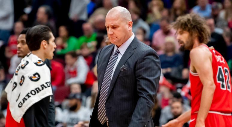 Bulls players reportedly confronted Jim Boylen over aggressive coaching tactics