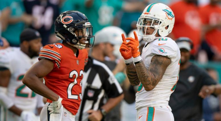 Albert Wilson's game-tying 75-yarder in Miami Dolphins comeback win