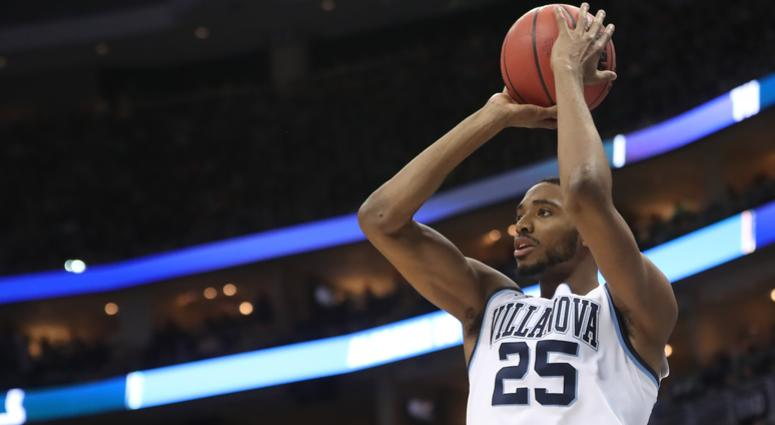 Villanova wing Mikal Bridges