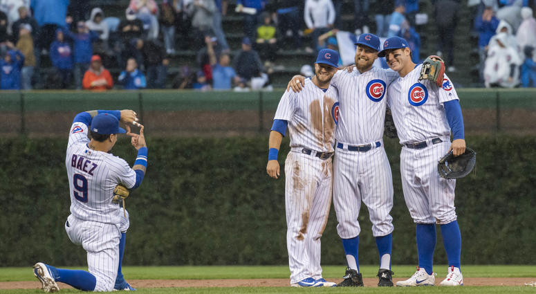 Game time announced, TV channel for NL Central's tiebreaker game