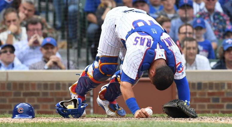 Why Cubs lost longest playoff game in history of Wrigley