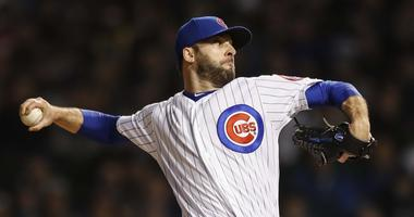 Cubs closer Brandon Morrow