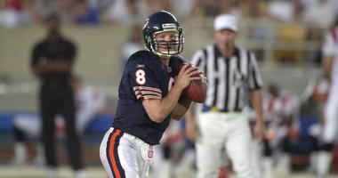 Cade McNown in 2001