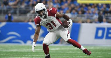 Cardinals running back David Johnson