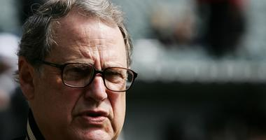 White Sox owner Jerry Reinsdorf