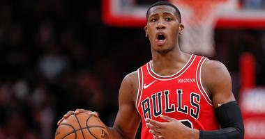 Bulls point guard Kris Dunn