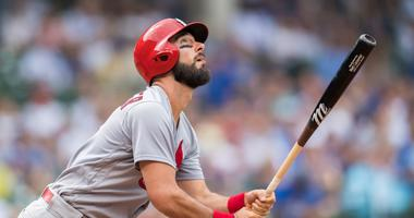 Cardinals infielder Matt Carpenter