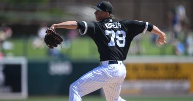 White Sox right-hander Michael Kopech