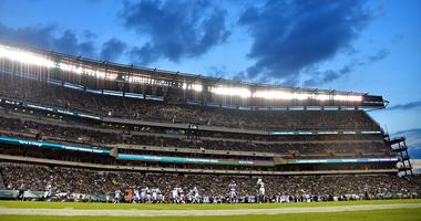 General view of Lincoln Financial Field, home of the Eagles