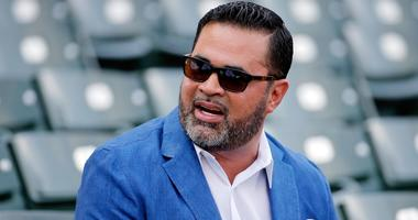 Ozzie Guillen in 2016