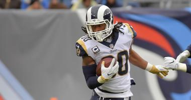 Rams running back Todd Gurley