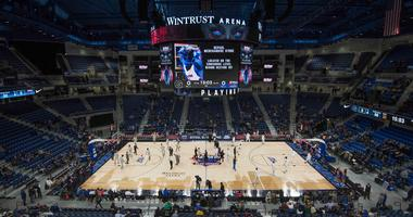 Wintrust Arena, home of the DePaul Blue Demons